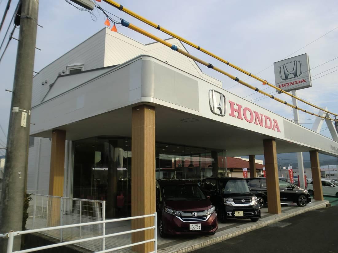 ホンダ_株式会社ホンダさつま_HondaCarsさつま阿久根店_外観