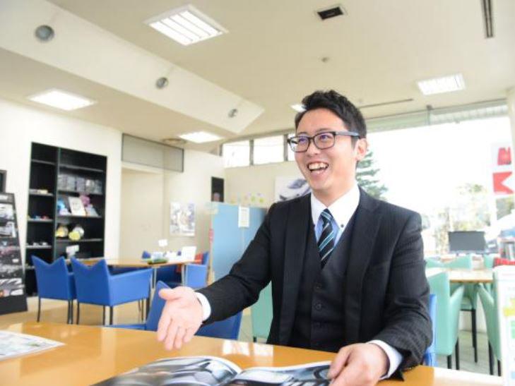 ホンダ_株式会社ホンダカーズ前橋_桐生広沢50号店_スタッフ2