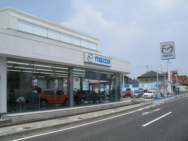 マツダ_静岡マツダ株式会社_清水店_外観