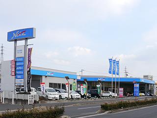 トヨタ_ネッツトヨタ高松株式会社_マロニエ店_外観