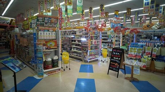 株式会社山口イエローハット_下松店_店内