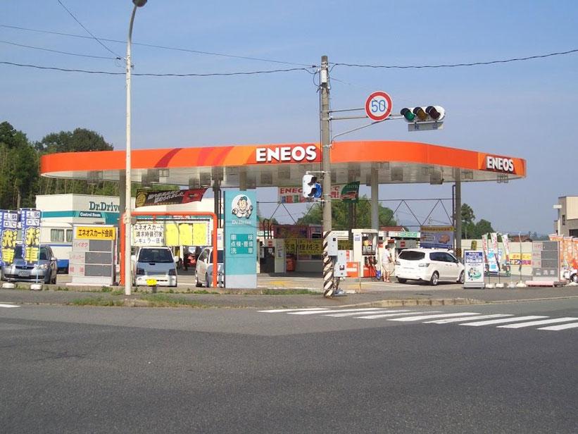 広川日石株式会社_西条インターSS_外観