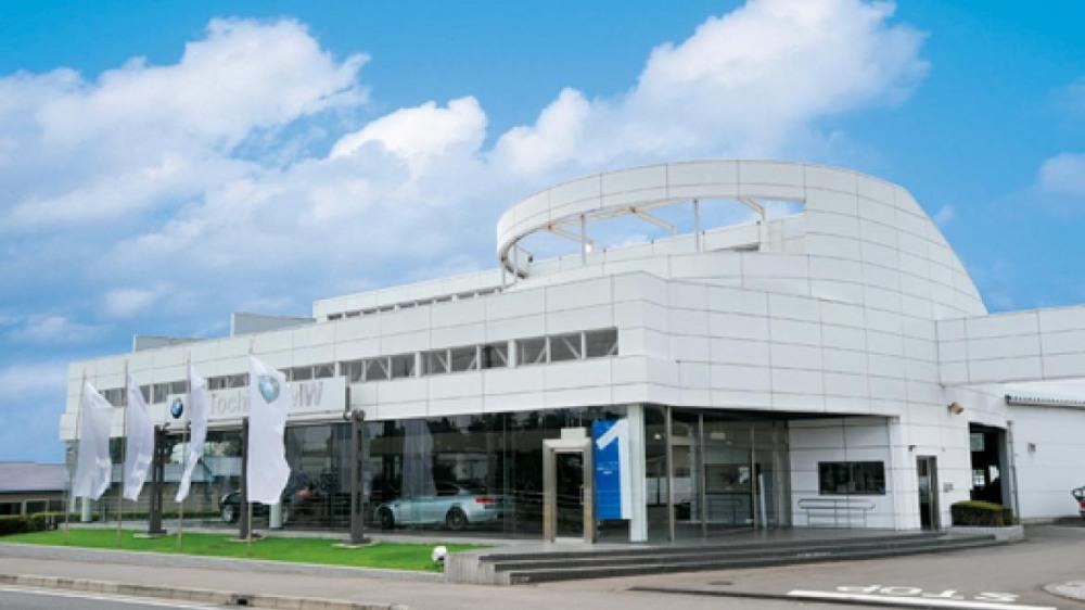 株式会社モトーレン栃木_BMW Premium Selection 西那須野_外観