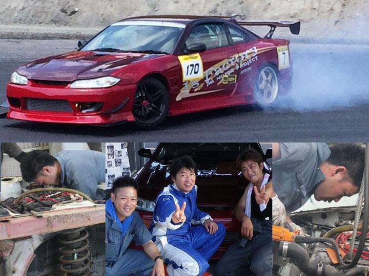 株式会社J's Factory_Motor project 宇都宮garage_スタッフ