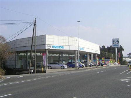 マツダ_株式会社南九州マツダ_鹿屋店_外観