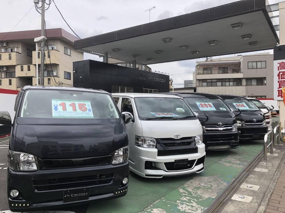 J's Factory_J's Factory Motor project 4号Garage_外観
